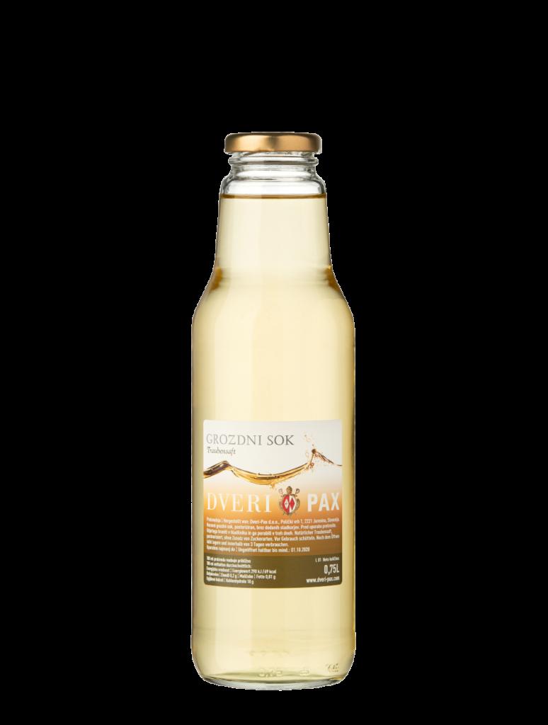 beli grozdni sok